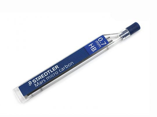 Staedtler Mars Micro Carbon Pencil Lead - 0.7 mm - HB