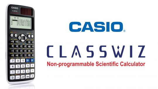 2X - Casio FX 991EX Scientific Calculator