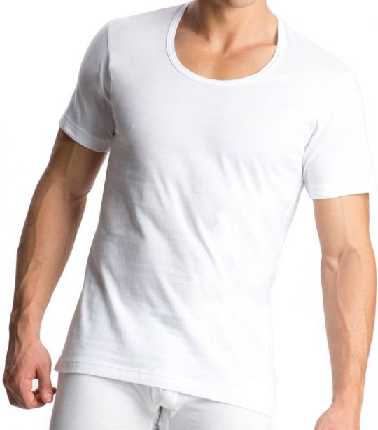 Jockey - Men`s - Elance - Round Neck Undershirt - S M L XL - Style 8826