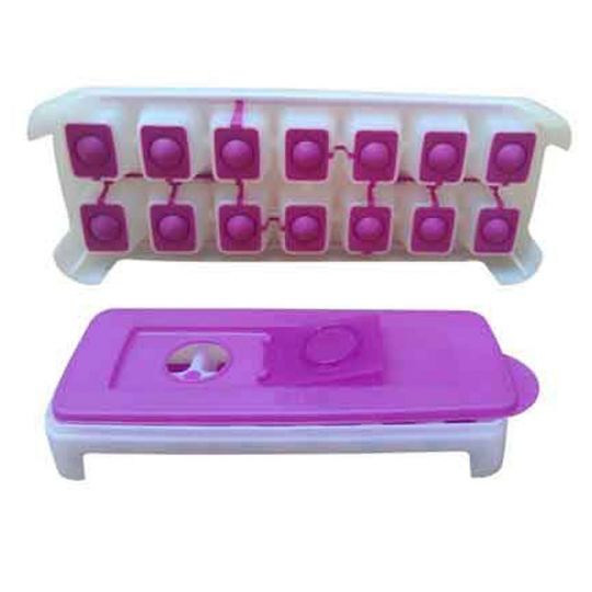 Tupperware Cool Cubes Ice Tray -